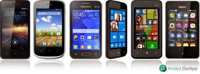 Cheap budget phones available under Rs.5000 in India at flipkart. Lava, Nokia, Samsung, Micromax, more.